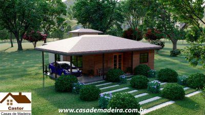 casa de madeira brasil