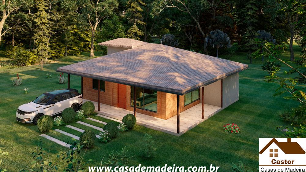 casa de madeira dallas