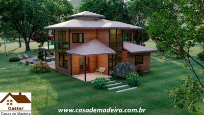casa de madeira dinamarca
