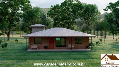 casa de madeira manaus