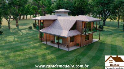 casa de madeira napolis