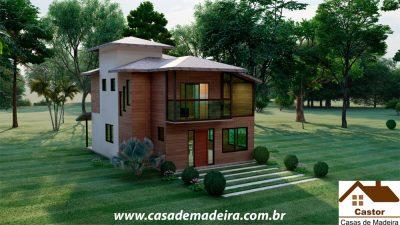 casa de madeira nova zelandia