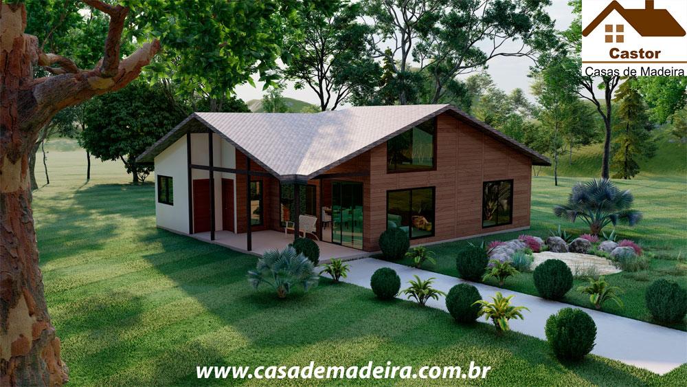 casa de madeira australia