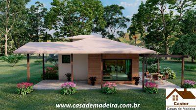 casa de madeiira new yprk