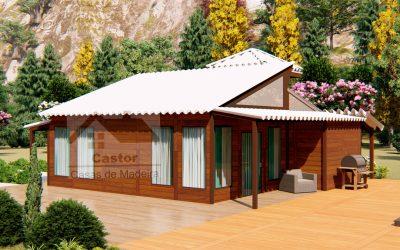 7 casa de madeira